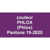 couleur Phlox - Pantone®