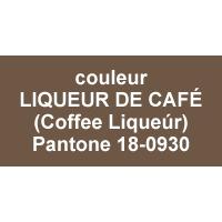 couleur Coffee liqueúr - Pantone®
