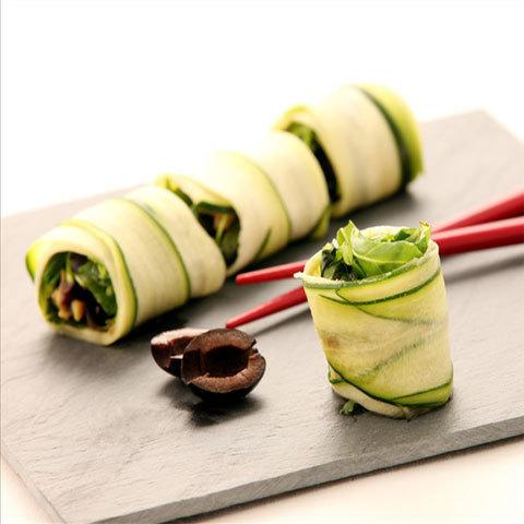 recette : Maki d'Olives d'Espagne © Pierre Olivier