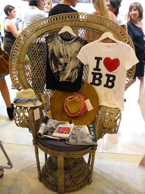 tendances mode printemps-été 2012 : initiales B.B.