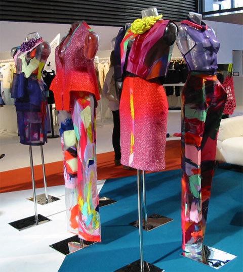 tendances mode printemps-été 2012 : génération fluo