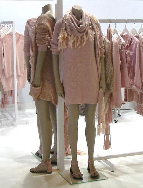 tendances mode printemps-été 2012 : étole & moi