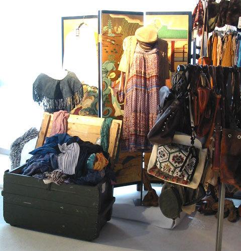 tendances mode printemps-été 2012 : hippie market