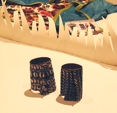 tendances mode printemps-été 2012 : ceci n'est pas un bracelet