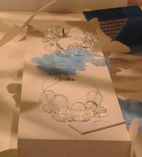 tendances mode printemps-été 2012 : bulles