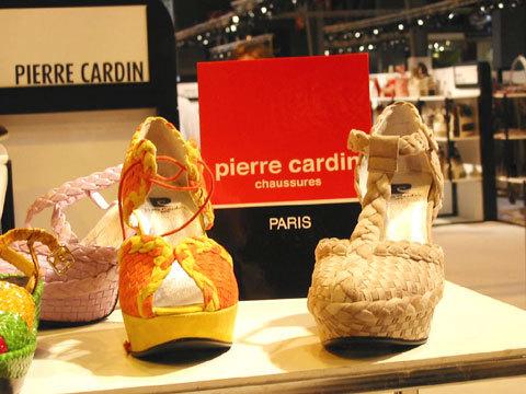 tendances mode printemps-été 2012 : cardin