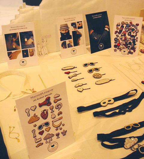 tendances mode printemps-été 2012 : insignes