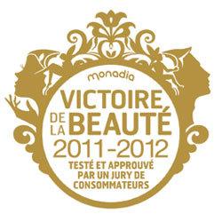 macaron Victoires de la Beauté 2011-2012