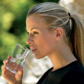Cure de boisson d'eau thermale - Thermes de Brides-les-Bains © S. Kempinaire