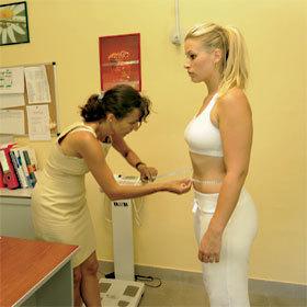 Consultation diététique - Centre nutritionnel des Thermes de Brides-les-Bains - ©S. Kempinaire