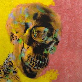 Daniel Gastaud - Autoportrait - Now Marylin is dead - Courtesy Daniel Gastaud