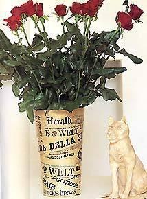 explications gratuites à télécharger : vase à décorer