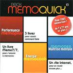 Memoquick (le pack) de Monique Le Poncin