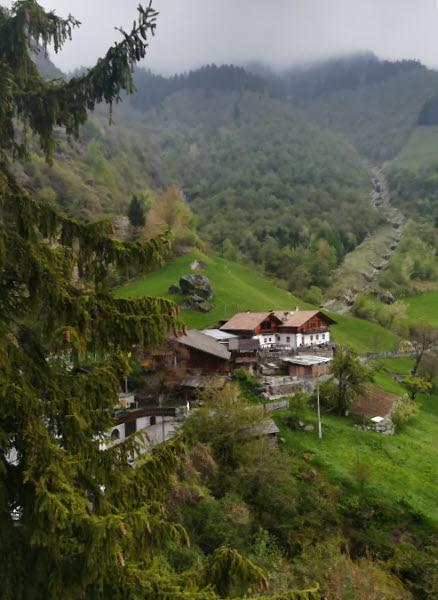 Panorama du Haut-Adige en Italie © ABCfeminin.com.