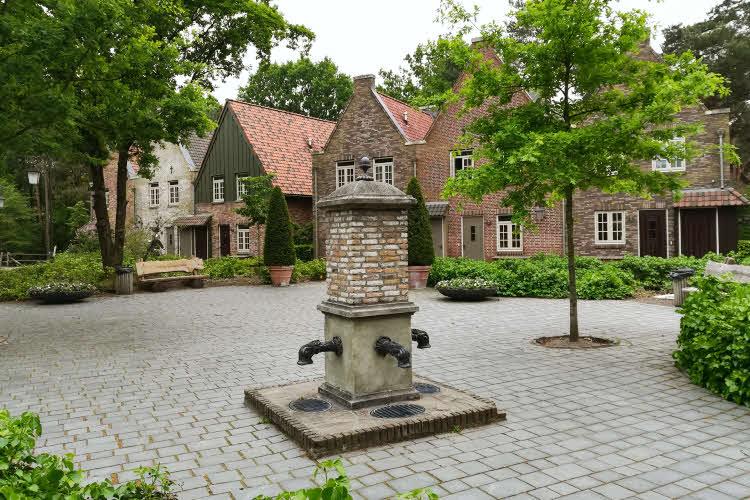 Le Village de vacances Bosrijk à Efteling © ABCfeminin.com.