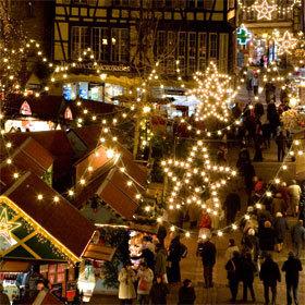 Marchés de Noël à Strasbourg