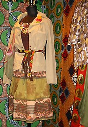 tendance Ethnic Chic - Tara Jarmon