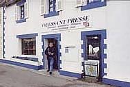 bureau de presse, Lampaul