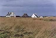 habitat traditionnel d'Ouessant