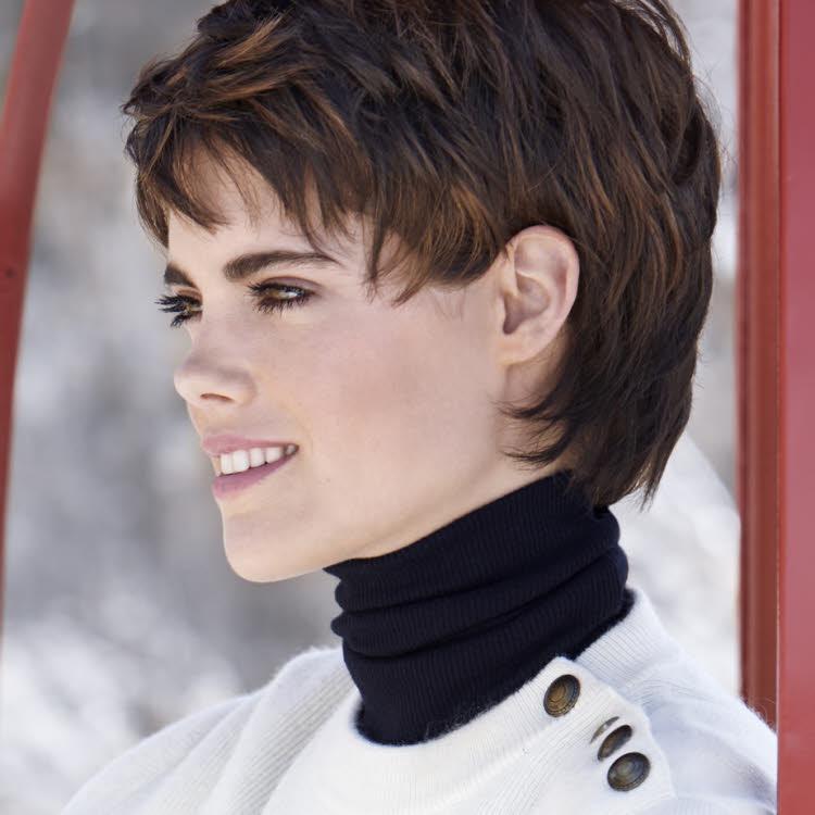 Coupe et coiffure cheveux courts - Jean-Louis DAVID - Automne-hiver 2019-2020.