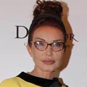 La créatrice de mode Eva Minge