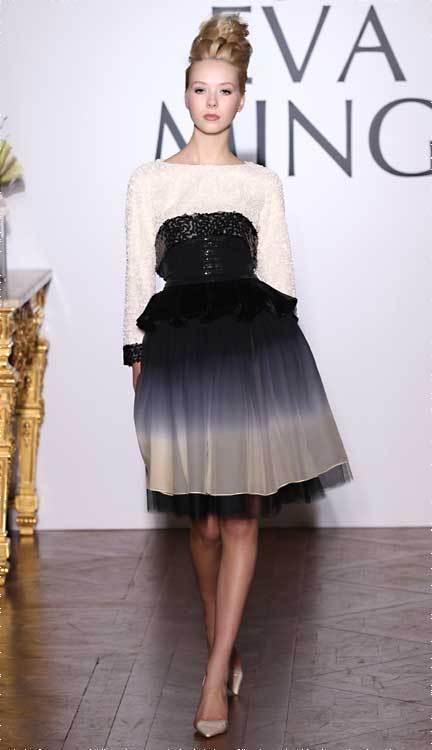 Collection couture Eva Minge Été 2012 - 1