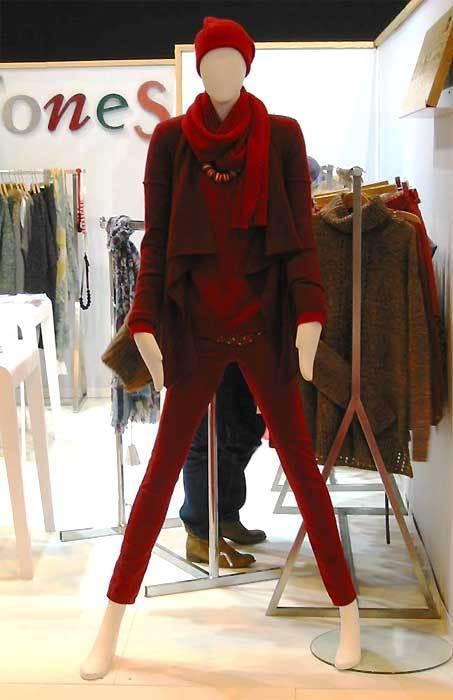 tendance mode de l'automne-hiver 2012/2013 : camaïeu - Silhouette Bella Jones