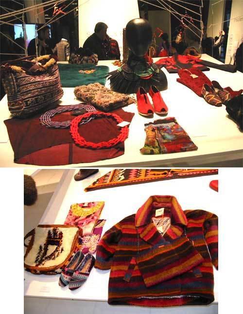 tendance mode de l'automne-hiver 2012/2013 : ethnique + chic