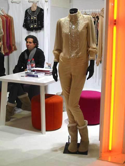tendance mode de l'automne-hiver 2012/2013 : jour en fête