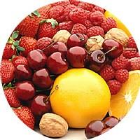 le bon goût des fruits