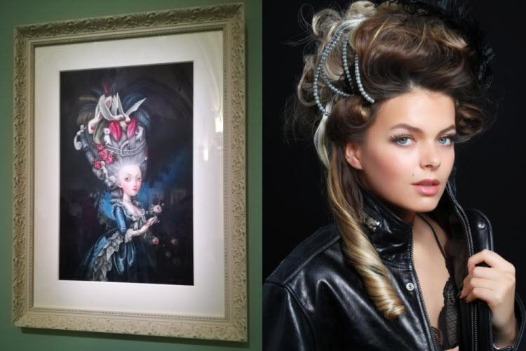 Marie-Antoinette en images : de la souveraine délurée à la reine guillotinée