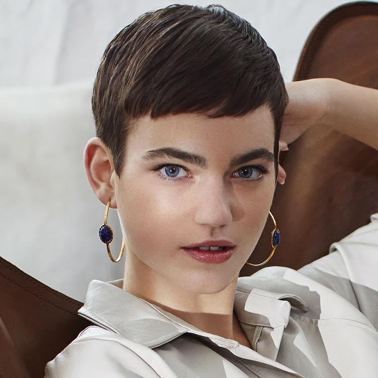 Coupe et coiffure cheveux courts - INTERMEDE - Printemps-été 2020.