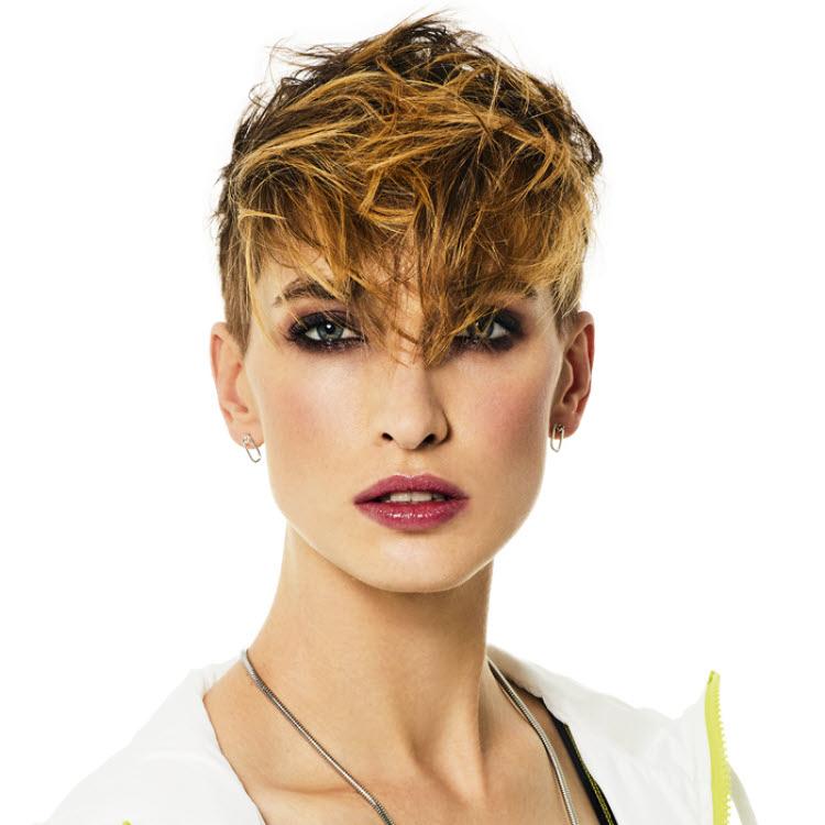 Coupe et coiffure cheveux courts SHAMPOO Expert - Printemps-Été 2020