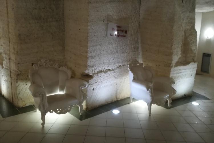 Espaces détente aux thermes de Jonzac © ABCfeminin.com.