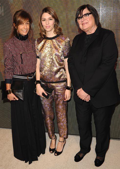 Sofia Coppola, qui a signé la campagne publicitaire dela collection Marni pour H&M