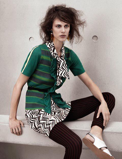 Cardigan, tunique et leggings Marni at H&M