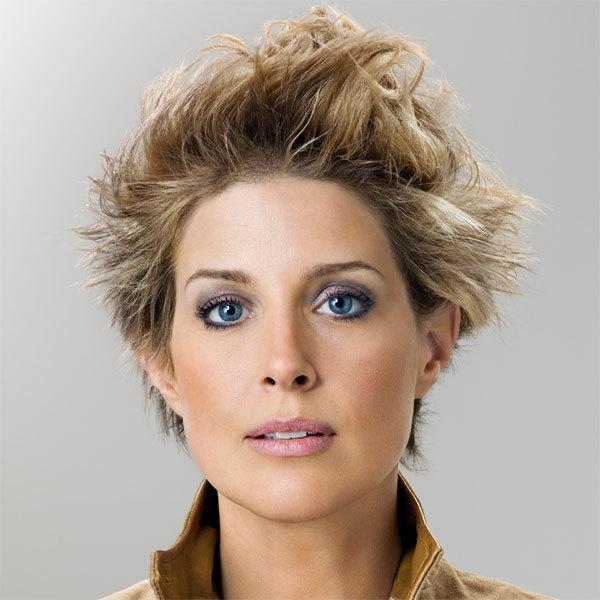 Coupe et coiffure INTERMEDE - Printemps-été 2012