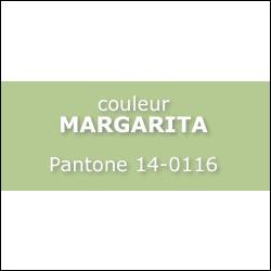 Couleur MARGARITA Pantone 14-0116