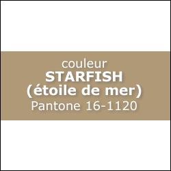 STARFISH Pantone 16-1120