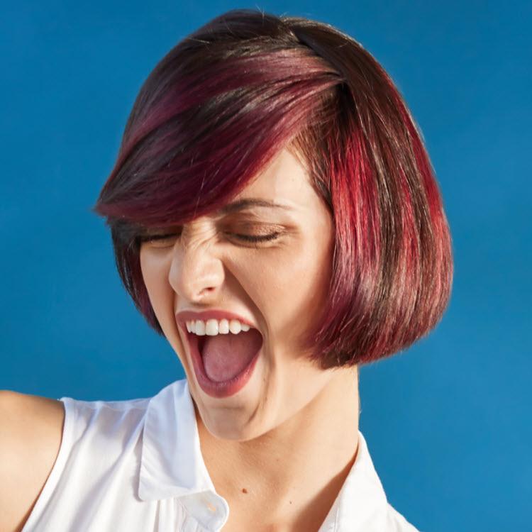 Coupe et coiffure pour cheveux mi-longs COIFF & Co - Printemps-été 2020.