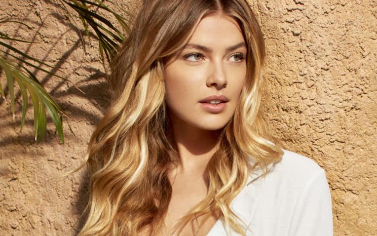 Coupe et coiffure pour cheveux longs INTERMEDE - Printemps-été 2020.