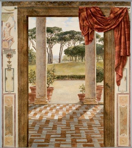 'Jardin Borghese' de Pascal Amblard