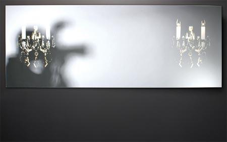 MAISON&OBJET - DEKNUDT-Miroirs - création A' - Production Deknudt Decora © M&O