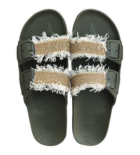 Sandales CACATOÈS.