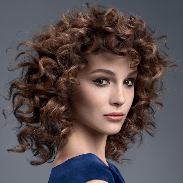 Coiffure Camille Albane  -  automne-hiver 2011/2012
