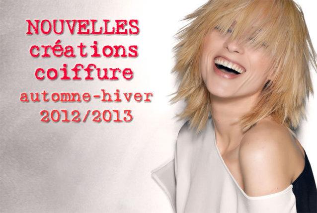 Nouvelles coupes et coiffures tendances Automne 2012/Hiver 2013