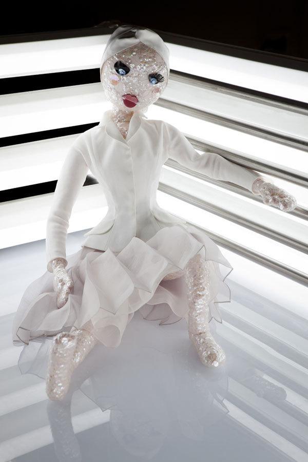 'Frimousses de créateurs' - création 2012 Dior