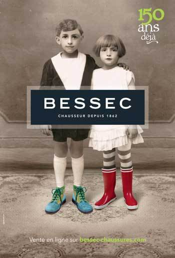 Le chauseur Bessec fête ses 150 ans
