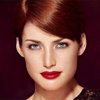 maquillage classique et glamour, signé Annemarie Börlind