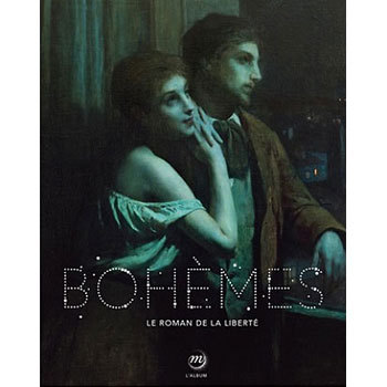 Photo : Album de l'exposition 'Bohèmes' à Paris au Grand Palais